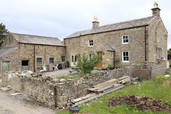 Farm renovation