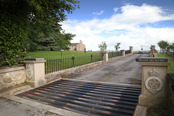 New build - driveway